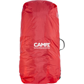 CAMPZ Mountain Pro 55+10l Mochila, black